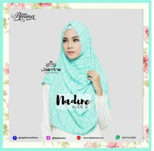 kode 21-nadine instan pashmina- hijab amina - 085691566874