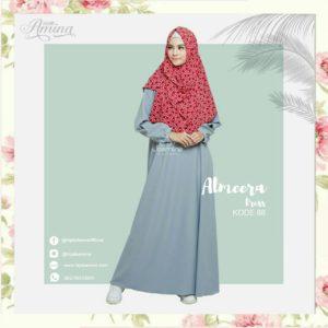 almeera 88-hijabamina-gamis terbaru