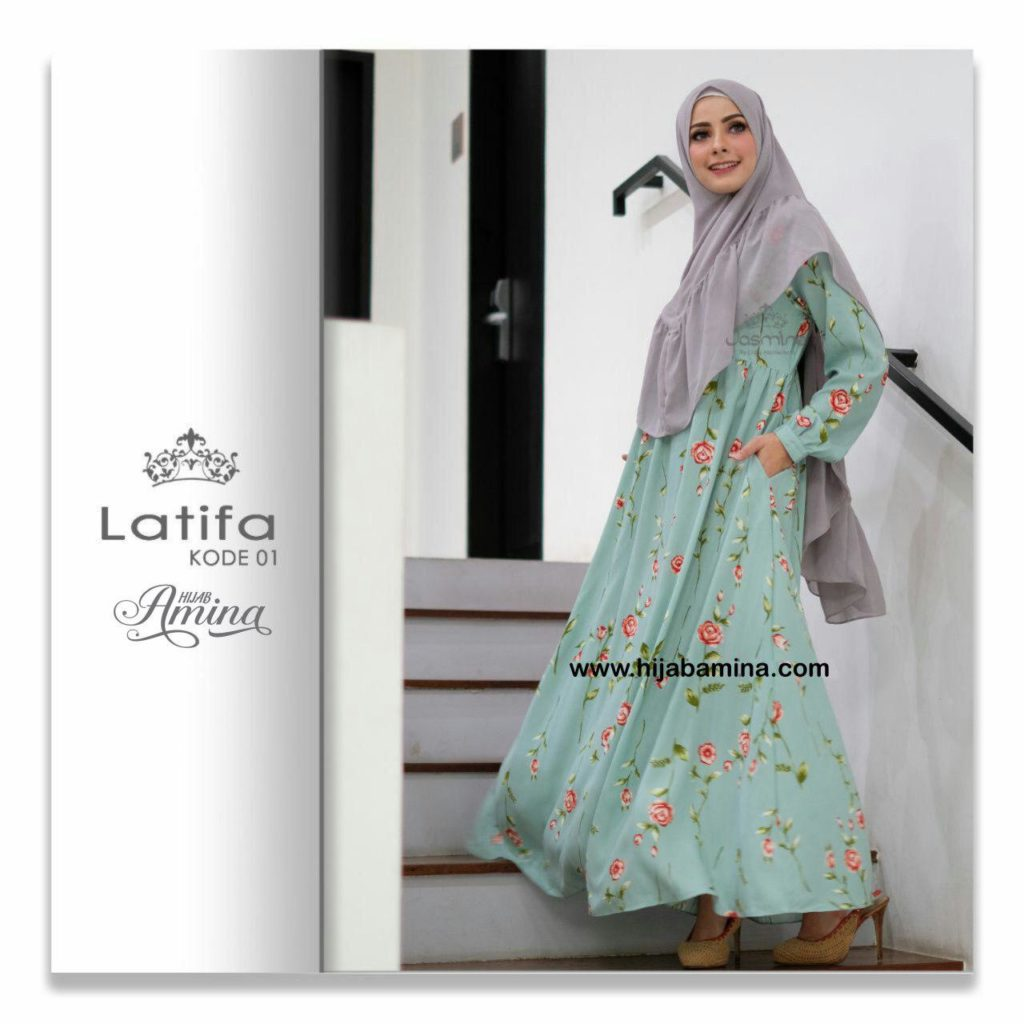 Latifa Dress – Tosca