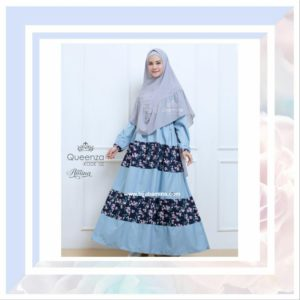 QUEENYA DRESS 02 HIJAB AMINA