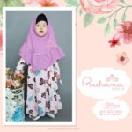 RAIHANA DRESS KIDS KODE 2 – PINK