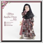 SYAFIRA DRESS KIDS KODE 01 – MILO