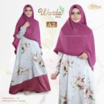 WARDA DRESS KODE A2 – FUCHSIA