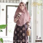 Renata1 Dress – 1B Brown