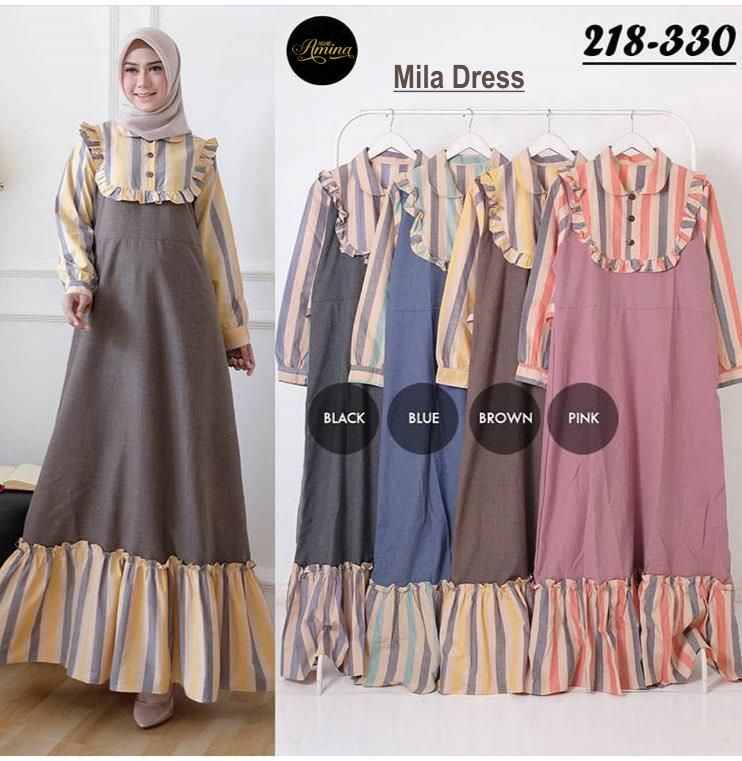 Mila Dress by Hijab Amina