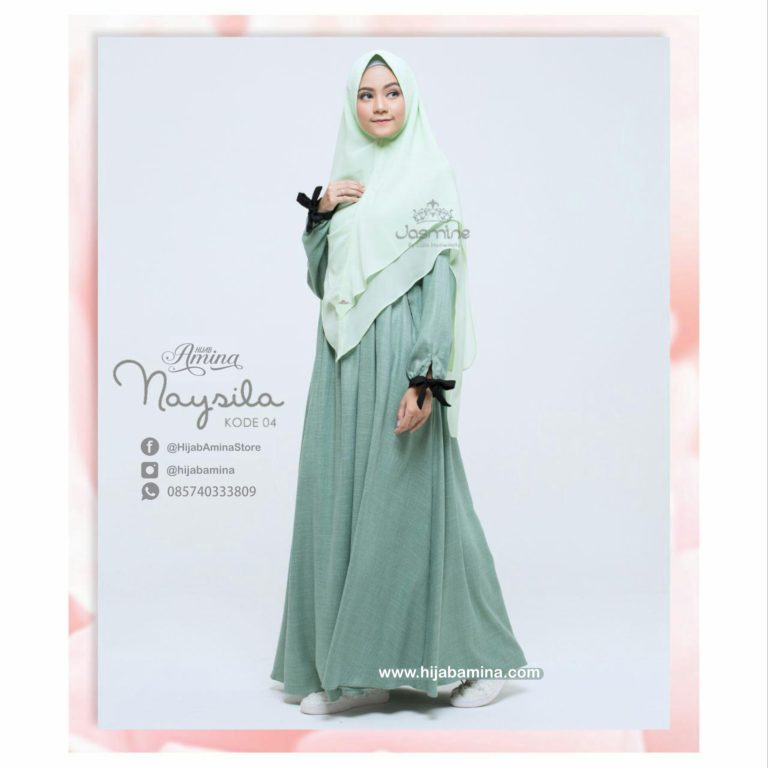 NAYSILA DRESS 04 – HIJAU
