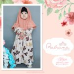 RAIHANA DRESS KIDS KODE 1 – MOCCA