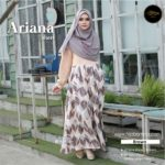 ARIANA DRESS – BROWN