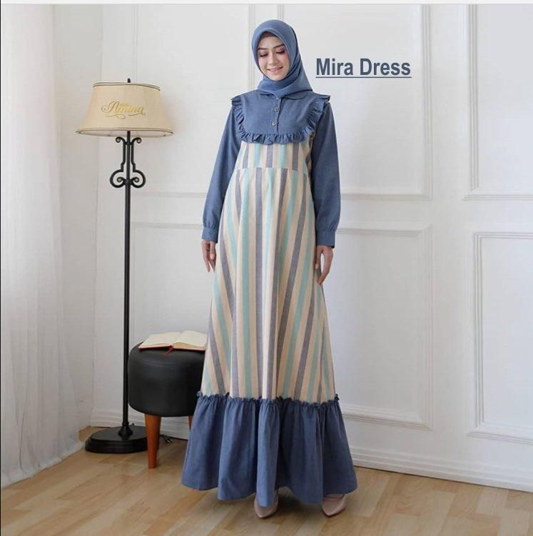 Mira Dress by Hijab Amina